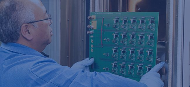 High Temperature Device Characterization and Qualification - Criteria Labs
